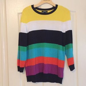 NWOT Chaps Sweater